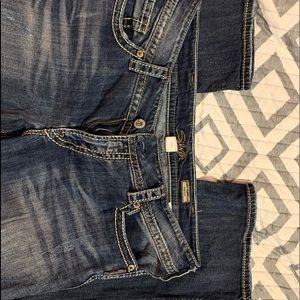Silver Jeans Suki Surplus 34/32